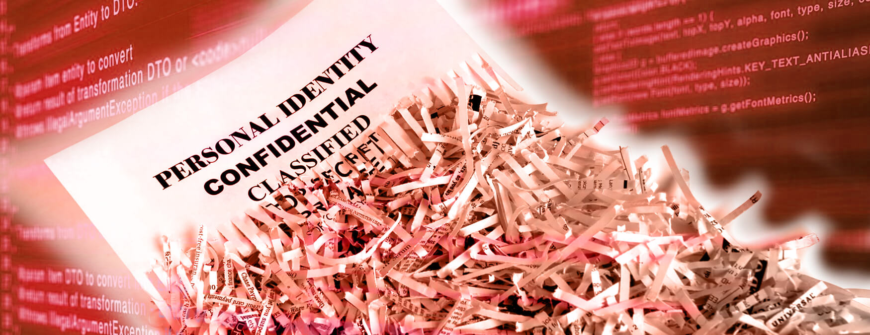 Secure Paper Shredding - DD