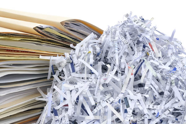 Cost-Effectiveness of Corporate Shredding Image - DD