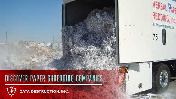 Paper Shredding Companies