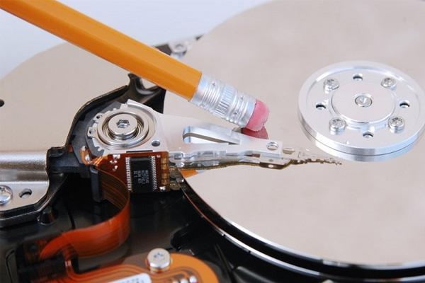 Destroy Hard Drive Data the Right Way Image - DD