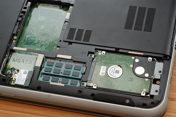 How Laptop Hard Drive Works Image - DD
