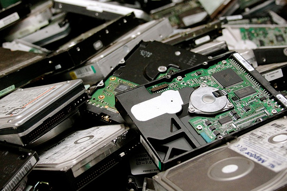 How To Dispose Of Hard Drives Image - DD